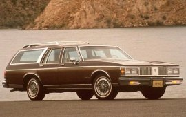 1990 Oldsmobile Custom Cruiser Wagon