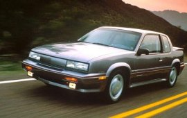 1990 Oldsmobile Cutlass Calais International 2 Door