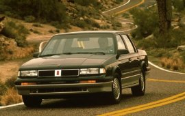 1990 Oldsmobile Cutlass Ciera International 4 Door