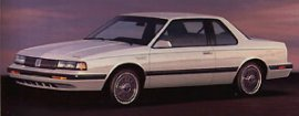 1990 Oldsmobile Cutlass Ciera S 2 Door