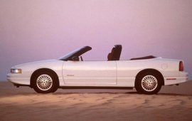 1990 Oldsmobile Cutlass Supreme Convertible 2 Door