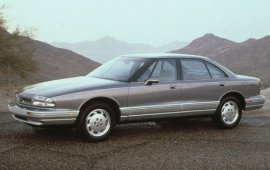 1992 Oldsmobile 88 Royale LS 4 Door