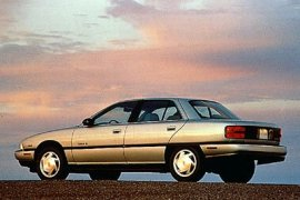 1992 Oldsmobile Achieva S 4 Door
