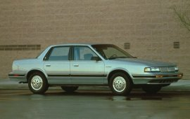 1992 Oldsmobile Cutlass Ciera SL 4 Door