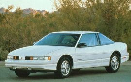 1992 Oldsmobile Cutlass Supreme International 2 Door