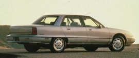 1993 Oldsmobile 98 Touring Supercharged 4 Door