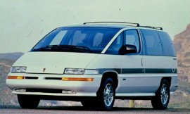 1993 Oldsmobile Silhouette 3 Door