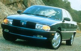 1994 Oldsmobile Achieva SL 4 Door