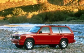 1994 Oldsmobile Bravada AWD 4 Door