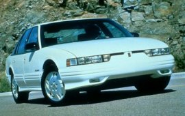 1994 Oldsmobile Cutlass Supreme Special Edition 4 Door