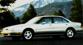 1996 Oldsmobile 88 4 Door