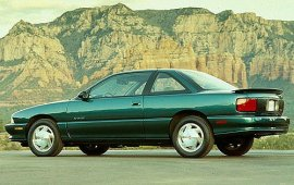 1996 Oldsmobile Achieva SC 2 Door