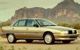 1996 Oldsmobile Achieva SL 4 Door