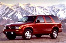 1996 Oldsmobile Bravada AWD 4 Door