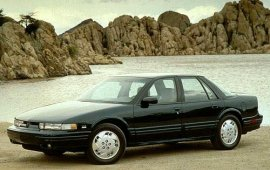 1996 Oldsmobile Cutlass Supreme SL 4 Door