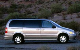 1998 Oldsmobile Silhouette GL FWD