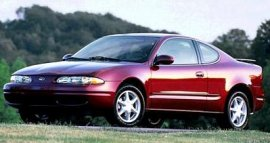 2000 Oldsmobile Alero GL 2 Door