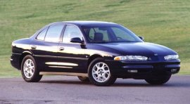 2000 Oldsmobile Intrigue GL 4 Door