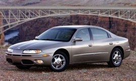 2001 Oldsmobile Aurora 4.0 4 Door