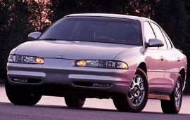 2001 Oldsmobile Intrigue GL 4 Door