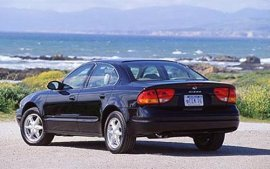 2003 Oldsmobile Alero GLS 4 Door