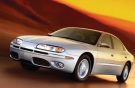 2003 Oldsmobile Aurora 4.0 4 Door