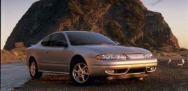 2004 Oldsmobile Alero GL2 2 Door