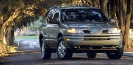 2004 Oldsmobile Bravada RWD 4 Door