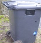Wheelie Bin Speed Camera