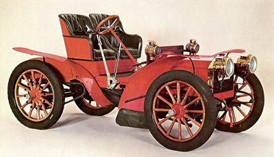1903 Fiat 16/24hp two-seater runabout