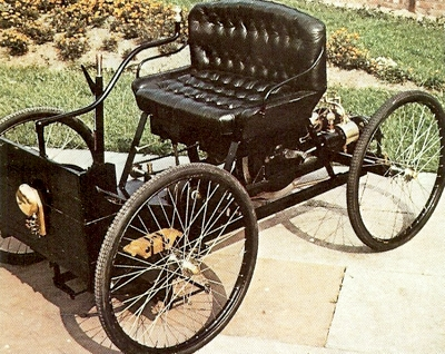 Henry Ford's First Vehicle