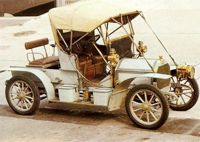 1907 Peugeot Tipo 91