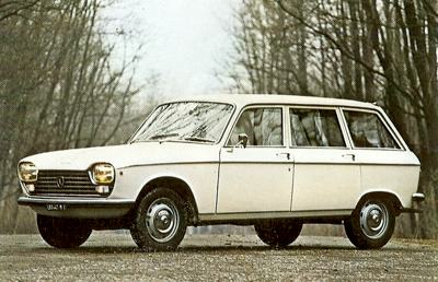Peugeot 204 Station Wagon