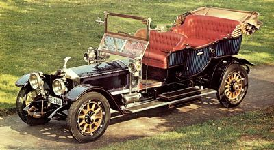 1911 Rolls-Royce Silver Ghost roi-des Belges tourer, with coachwork by Baker