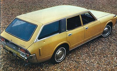1971 MS63 Crown Custom Wagon
