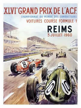 1960 French Grand Prix, Reims