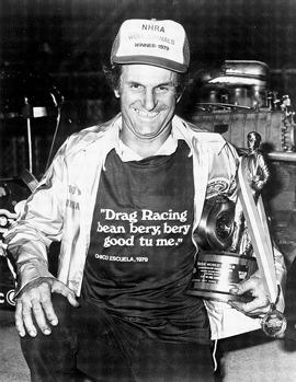 Don Garlits 1984 Press Kit