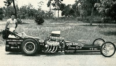 Don Garlits Swamp Rat III