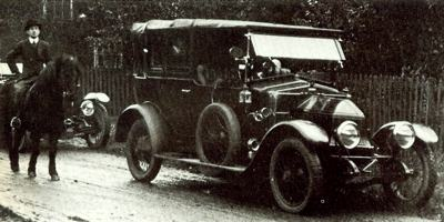 1914 Siddeley-Deasy Tourer