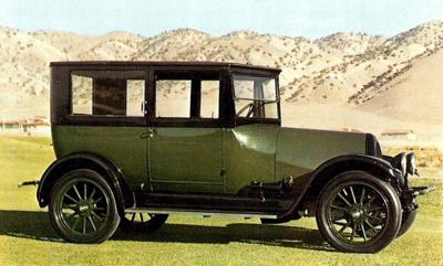 1922 Franklin Six