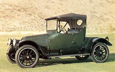 1918 Franklin Roadster