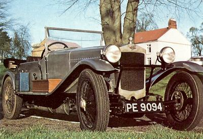 1926 Frazer Nash Sports Tourer
