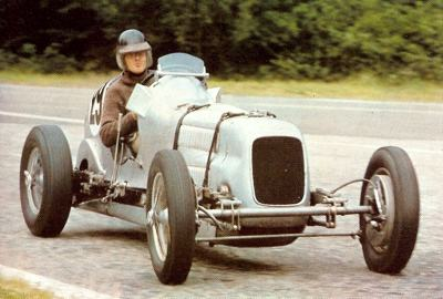 1936 Frazer-Nash single seat racer