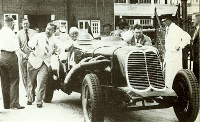 2 Seater Graham Paige racer circa 1929