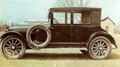 1922 Hudson Super Six Coach