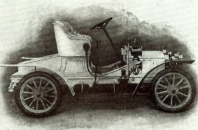 1906 NSU 6/10PS, the very first NSU