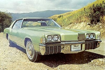 1972 Oldsmobile Toronado Custom