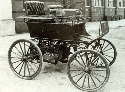 1897 Olds Motor Wagon