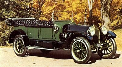 1913 Oldsmobile Model 53 Six Cylinder