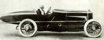 1919 Packard V12 Land Speed Record Car
